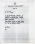 Henri Temianka Correspondence; (macquoid)