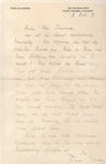 Henri Temianka Correspondence; (mann)