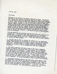 Henri Temianka Correspondence; (manus)