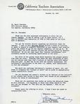 Henri Temianka Correspondence; (mckenney)