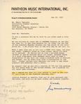 Henri Temianka Correspondence; (mendelssohn-bartholdy)