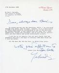 Henri Temianka Correspondence; (menuhin)