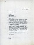 Henri Temianka Correspondence; (merrill)