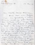 Henri Temianka Correspondence; (minghetti)