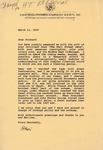 Henri Temianka Correspondence; (ney)