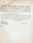 Henri Temianka Correspondence; (nilson)