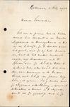 Henri Temianka Correspondence; (oberman)