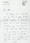 Henri Temianka Correspondence; (polak)