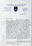 Henri Temianka Correspondence; (priestman)