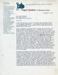 Henri Temianka Correspondence; (wpaepcke)