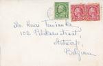 Henri Temianka Correspondence; (putlitz)
