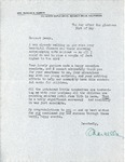 Henri Temianka Correspondence; (rabwin)