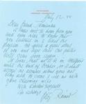Henri Temianka Correspondence; (reiner)