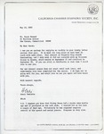 Henri Temianka Correspondence; (rosand)