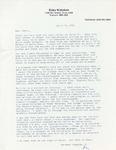 Henri Temianka Correspondence; (schabas)