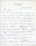 Henri Temianka Correspondence; (schildkraut)