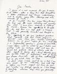 Henri Temianka Correspondence; (schwartz)