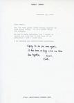 Henri Temianka Correspondence; (serkin
