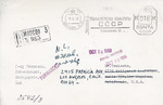 Henri Temianka Correspondence; (shostakovich)