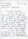 Henri Temianka Correspondence; (shumsky)