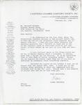 Henri Temianka Correspondence; (bsolomon)