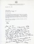 Henri Temianka Correspondence; (stern)