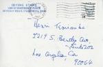 Henri Temianka Correspondence; (istone)