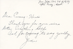 Henri Temianka Correspondence; (jstone)