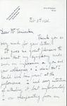 Henri Temianka Correspondence; (walton)