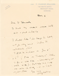 Henri Temianka Correspondence; (rvwilliams)