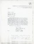 Henri Temianka Correspondence; (twood)