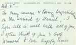 Henri Temianka Correspondence; (whitty)