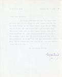 Henri Temianka Correspondence; (zweig) by Stefan Zweig