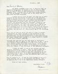 Henri Temianka Correspondence; (miscellaneous)