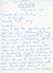 Henri Temianka Correspondence; (afischer) by Anne Fischer