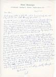 Henri Temianka Correspondence; (applebaum)