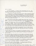 Henri Temianka Correspondence; (aspen institute) by Grace Denton