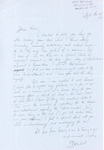 Henri Temianka Correspondence; (bar-illan) by David Bar-Illan
