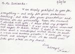 Henri Temianka Correspondence; (bodnar)