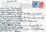 Henri Temianka Correspondence; (castelnuovo)