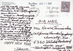 Henri Temianka Correspondence; (cherkassky)