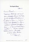 Henri Temianka Correspondence; (conrad)