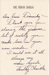 Henri Temianka Correspondence; (dchandler)