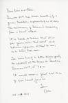 Henri Temianka Correspondence; (ecousins)
