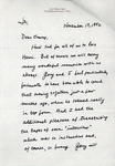 Henri Temianka Correspondence; (graffman)