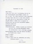 Henri Temianka Correspondence; (granat)