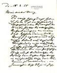 Henri Temianka Correspondence; (hess)