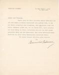 Henri Temianka Correspondence; (huberman)