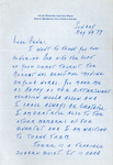 Henri Temianka Correspondence; (hutchins)