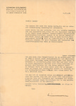 Henri Temianka Correspondence; (sgoldberg)